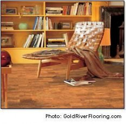 Natural Cork Flooring: Beautiful, Durable and Oh So Eco-Friendly