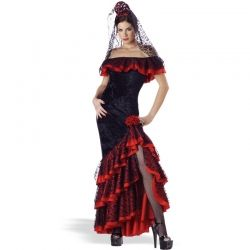 Beautiful Senorita Elite Costume
