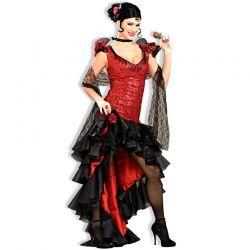 Spanish Dancer Senorita Costume