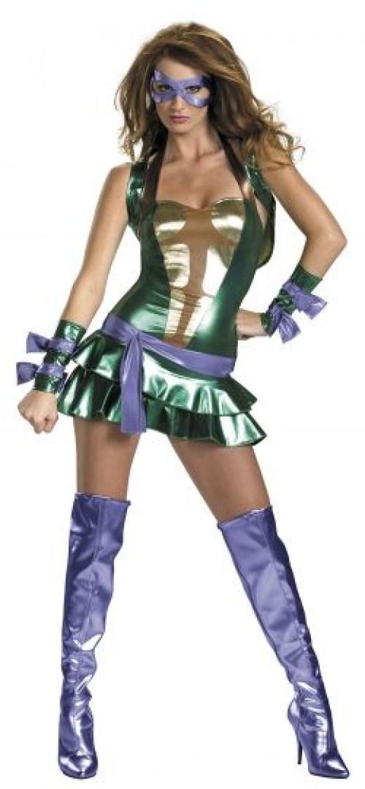 Sassy Deluxe Donatello Costume