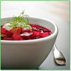 Vegetarian Soups . . . Seasonal Sensations!