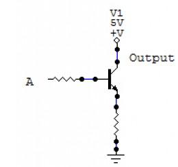Inverter - NOT gate