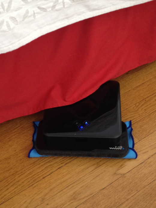 Why I Love My Mint Robotic Floor Cleaner