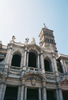 St. Mary Major Basilica.