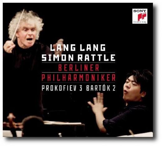 Lang Lang and Sir Simon Rattle