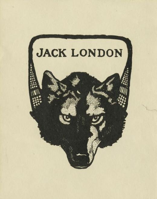 Jack London Ex Libris