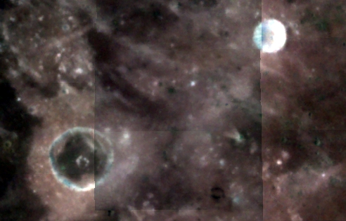Source:  USGS Map-a-Planet website (Clem-UVVIS Multispectral Mosaic Version)