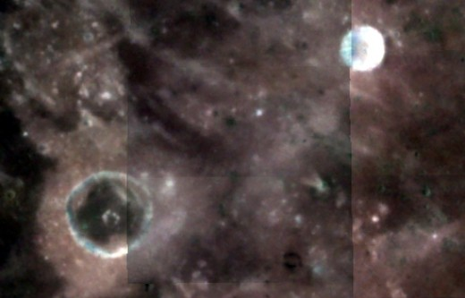 Source:  USGS Map-a-Planet website (Clem-UVVIS Multispectral Mosaic Version)