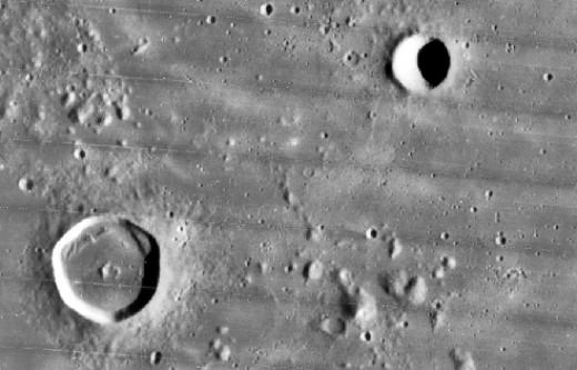 Source:  USGS Map-A-Planet website (Lunar Orbitor Mosaic Version)