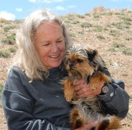 """Cooper (now """"Luke"""") is home for good. He immediately loved Tilly."""