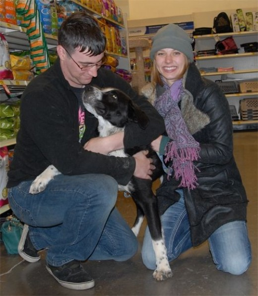 Bobby is already deeply in love with his new family (Alex and Kayla).