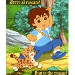 Go Diego Go Toys and Gear