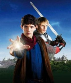 BBC Merlin & Colin Morgan