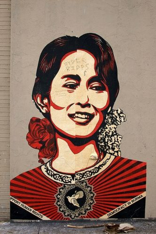 Democracy in Burma: Support Human Rights