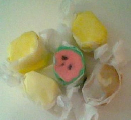 Salt Water Taffy - Don't leave the fair without it!