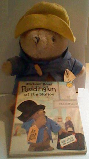 Paddington at the Station - The First Story in a Bear Called Paddington