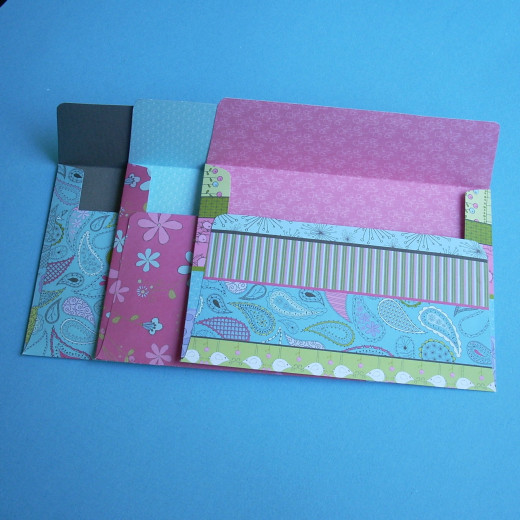 Make Envelopes as Gifts
