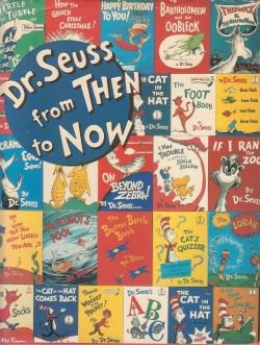 Dr. Seuss from Then to Now