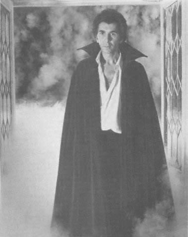 Frank Langella Count Dracula