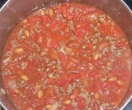 Easy Chili Cooking