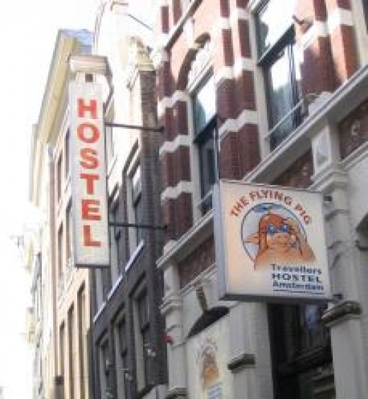 Flying Pig Hostel