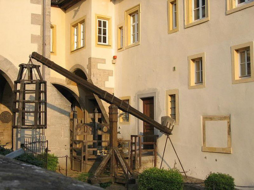 The Rothenburg Criminal Museum
