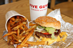 Vote For Your Favorite Things About Five Guys Burgers and Fries