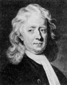 Newton had asperger
