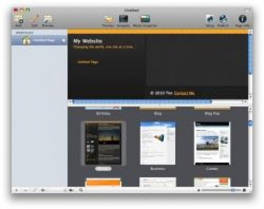 RapidWeaver for Mac Bloggers