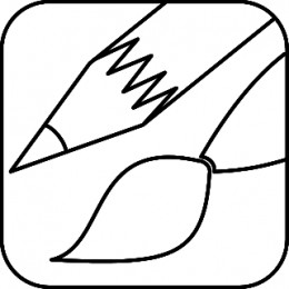 Clipart Coloring Page