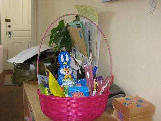 Ester Basket for Adults