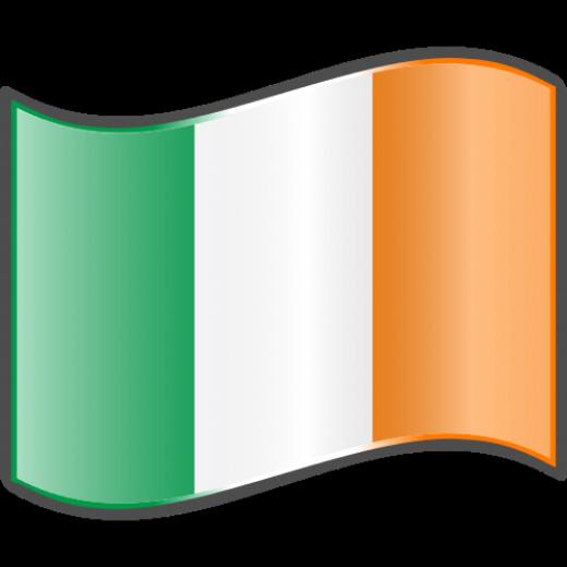 Irish Flag Image