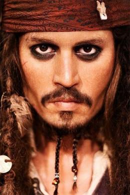 Picture of Captain Jack Sparrow