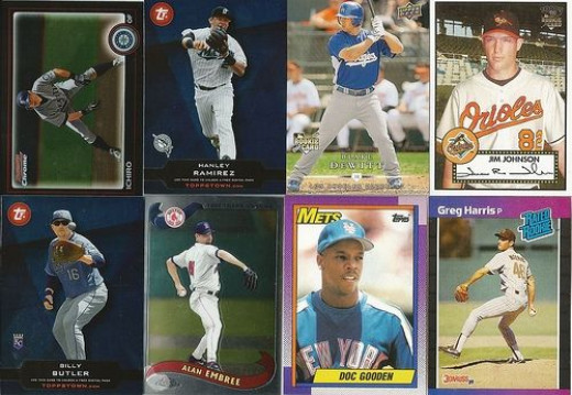 Sports Cards Pictures