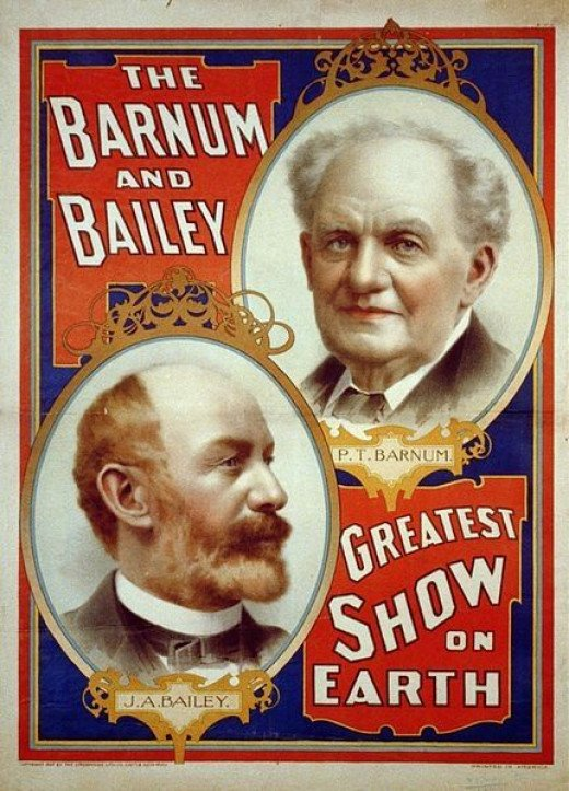 Barnum and Bailey Picture