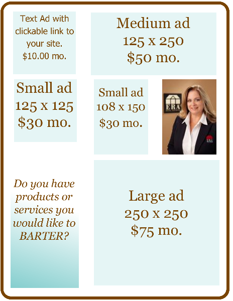 Here's an Advertising page