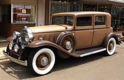 1932 buick restored