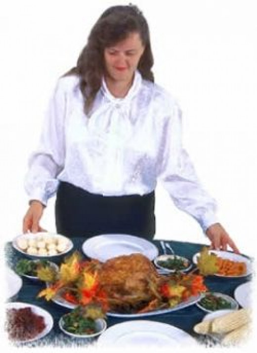 Preparing For The Holiday Meal