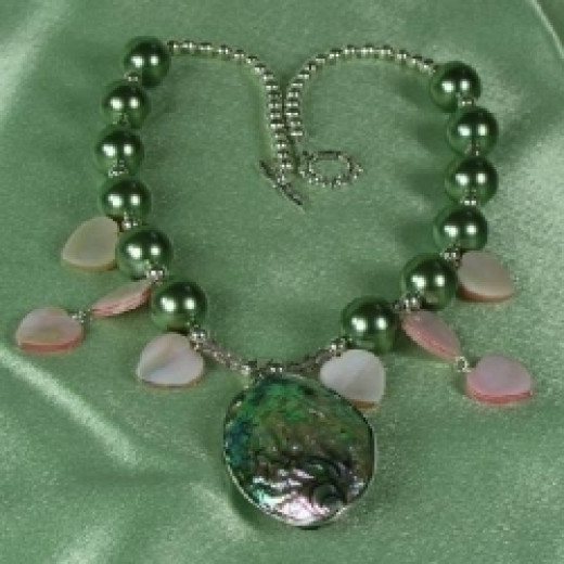 Heart Energy Necklace
