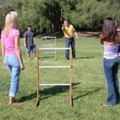 Ladder Golf - A Great Backyard Game