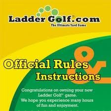 Ladder Golf Rules