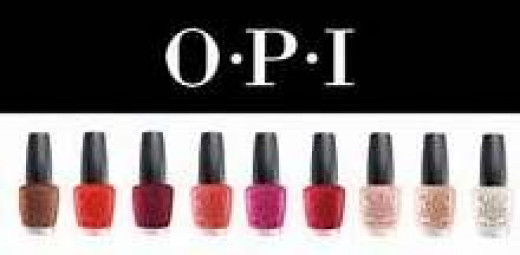 OPI is my favorite nail polish