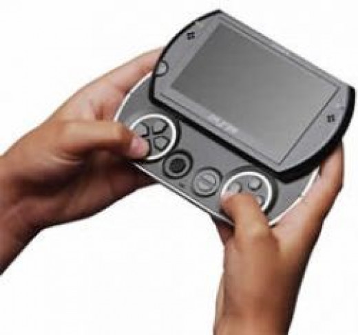 PSP GO Features