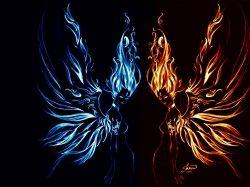 Twin Flame Pic
