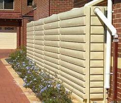 rainwater garden supply