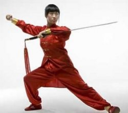 Tai Chi Weapons