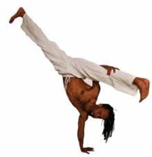 Capoeira The Martial Art of Brazil
