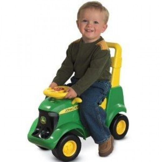 Riding Toys For Boys : Toddler ride on toys for girls and boys hubpages