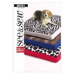 Dog Bed Pattern