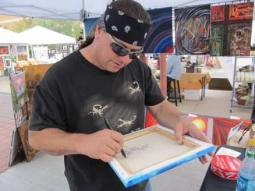 Jay Nixon, Artist